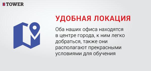 Курсы английского в центре Киева - Языковой центр TOWER