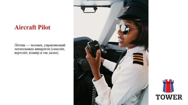 Aircraft Pilo